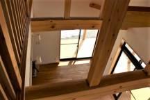1.5階建住宅のロフトを紹介します!
