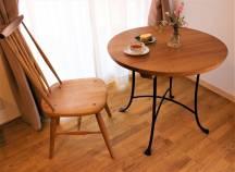 ぽっこり 丸テーブル