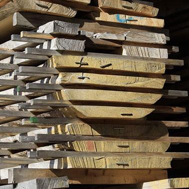 木材のあたたかみ 原木販売・製材